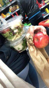 Salatattack